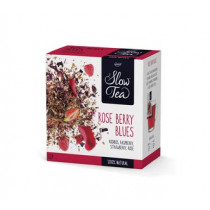 Pickwick slow tea rose berry blues 3 grams