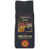 Guglielmo Coffee espresso BAR whole beans