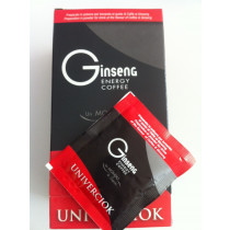 Caffe solubile Univerciok Ginseng Energy Coffee