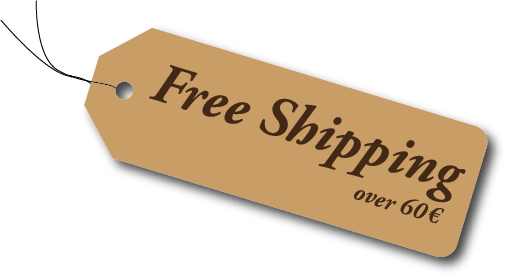 Free shipping over 100€